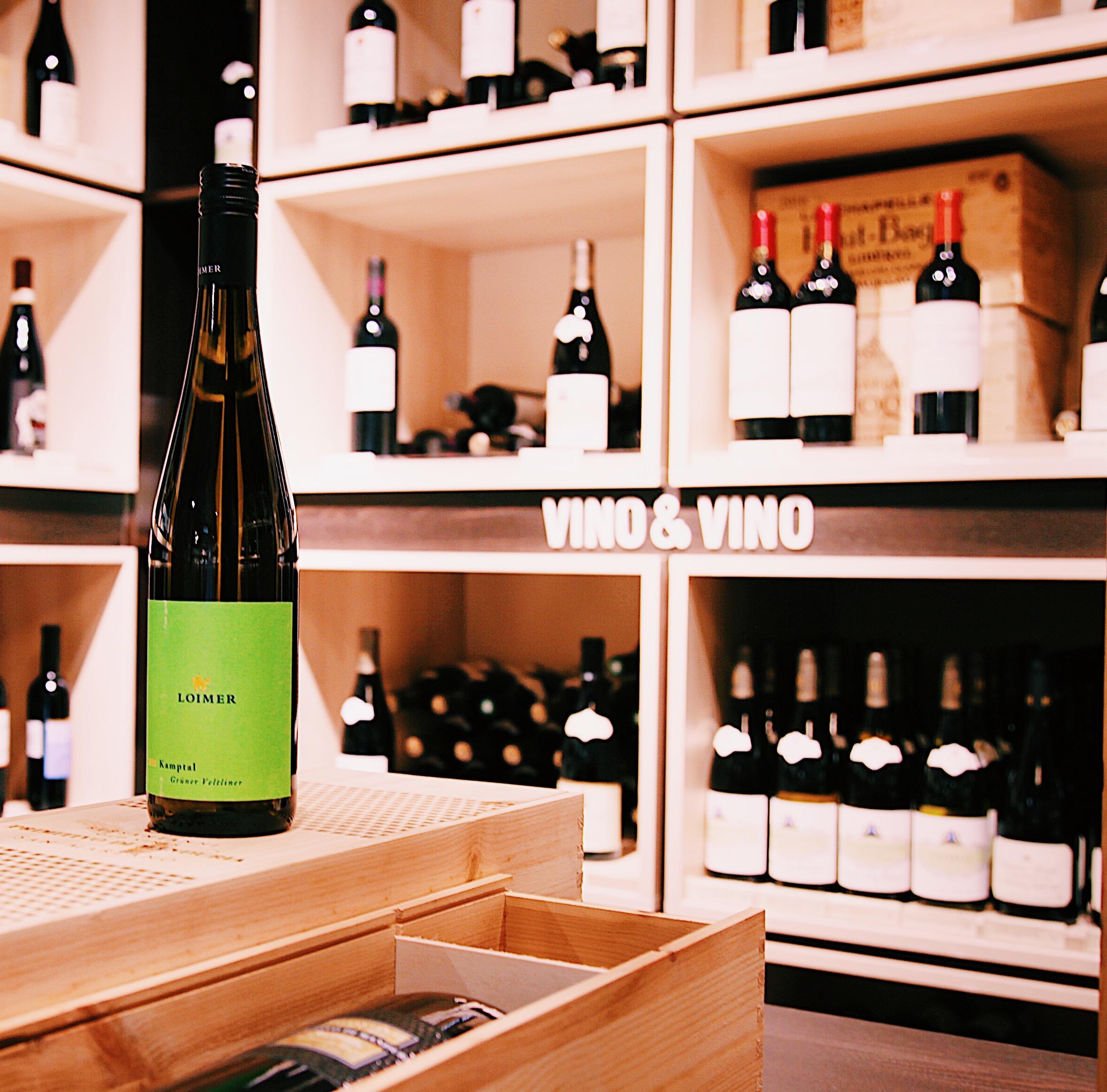 Loimer - Gruner Veltriner  Green