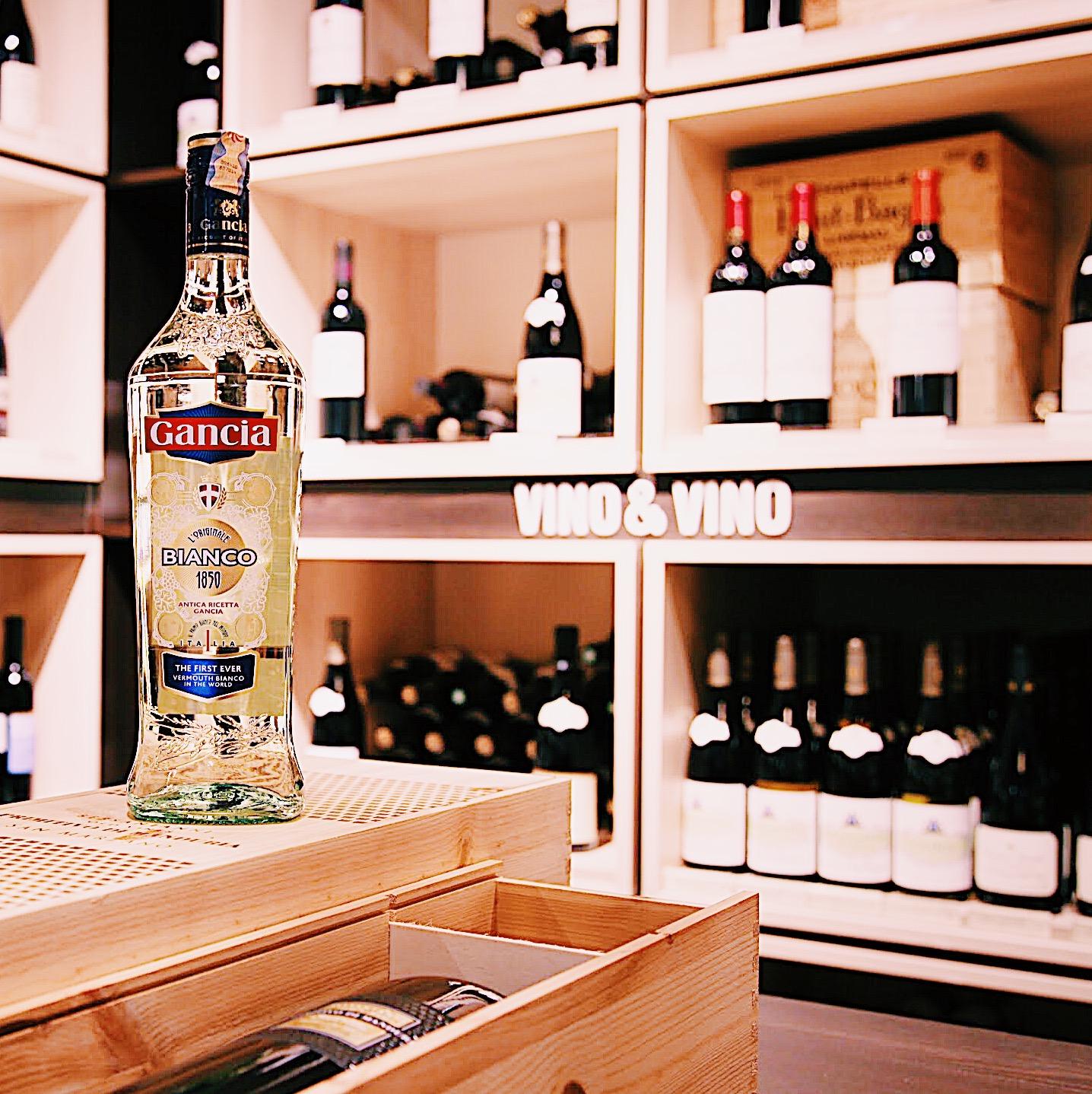 Gancia Vermouth Bianco