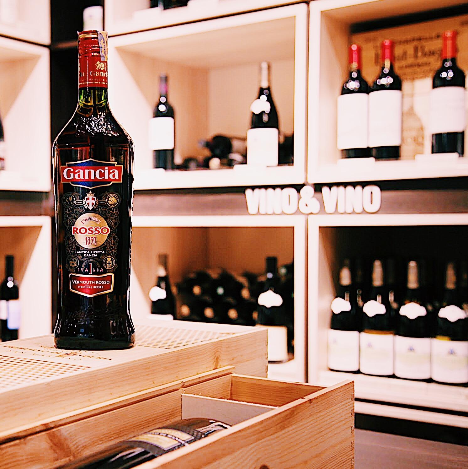 Gancia Vermouth Rosso