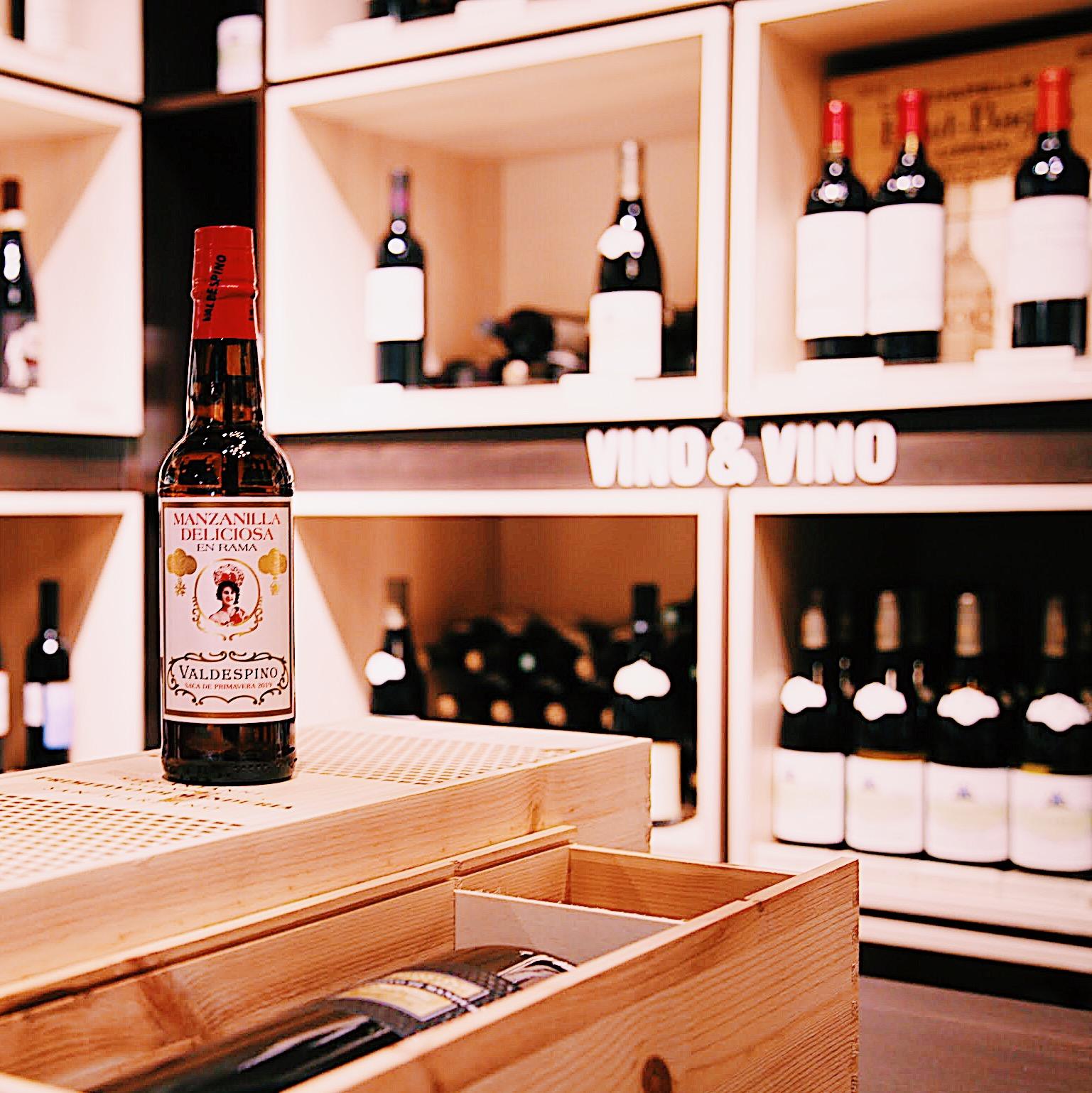 Valdespino - Manzanilla Wine 0.375