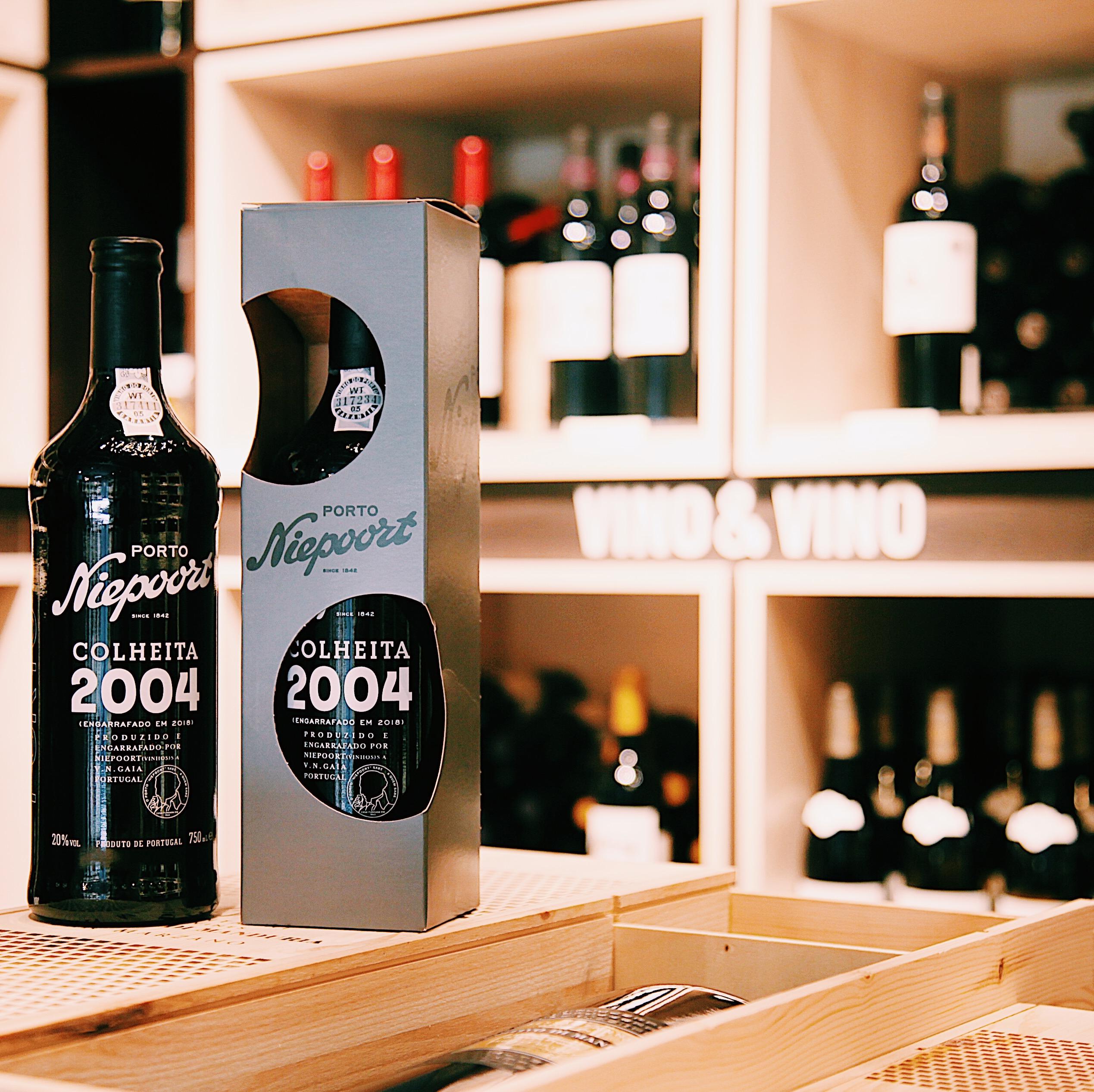 Port Colheita 2004