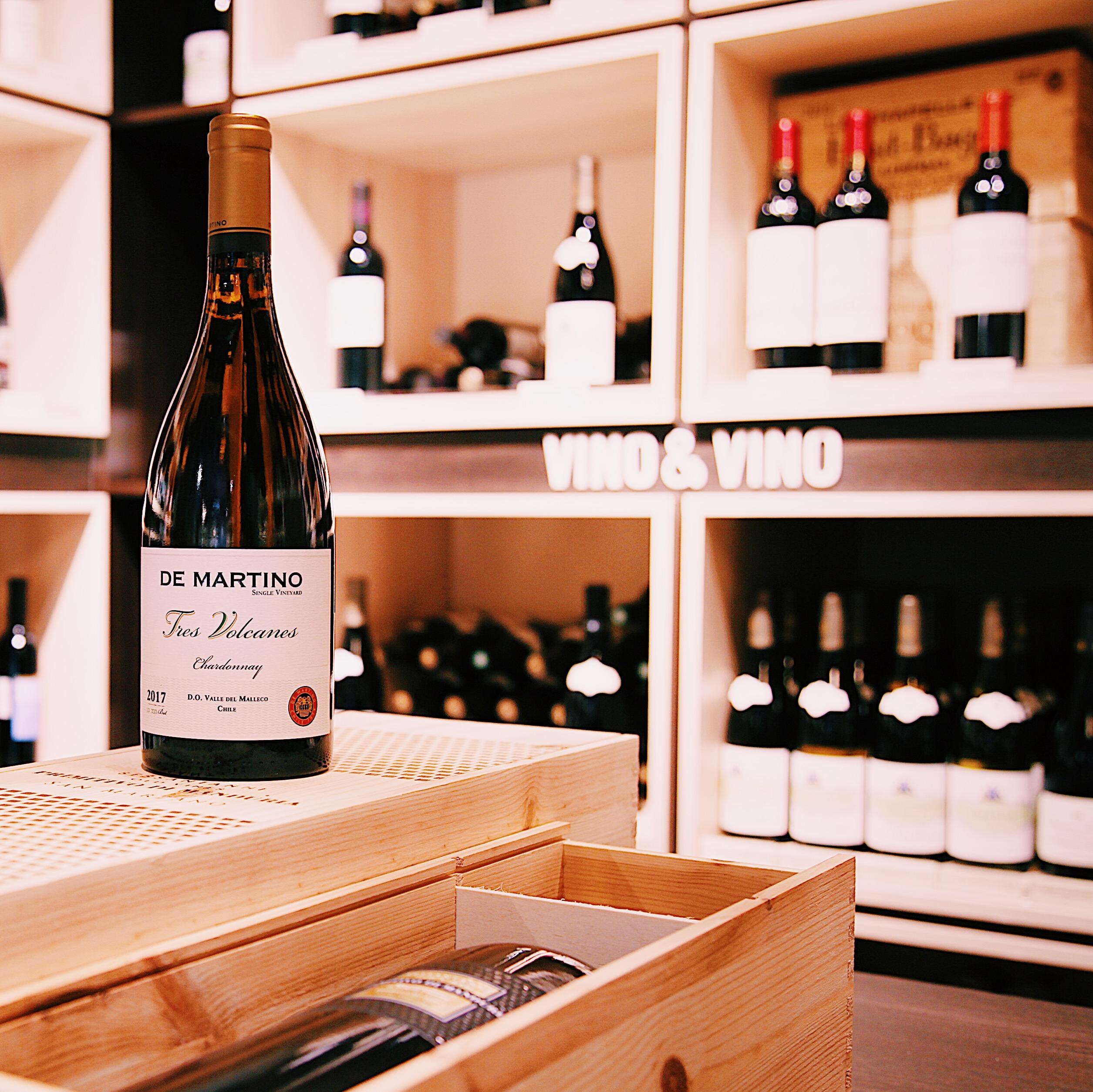 De Martino Chardonnay Reserva