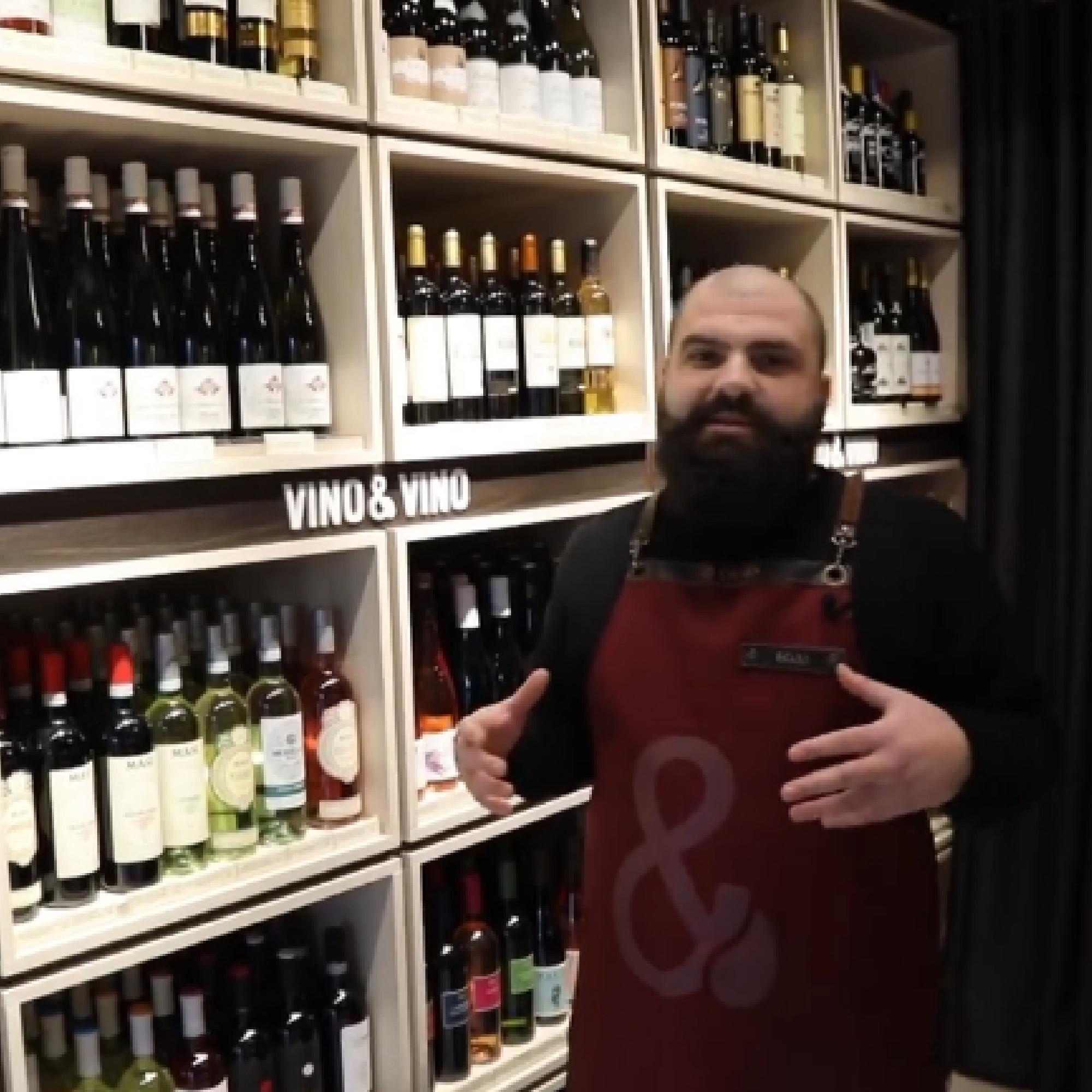 ღვინის მაღაზია VINO&VINO Georgia