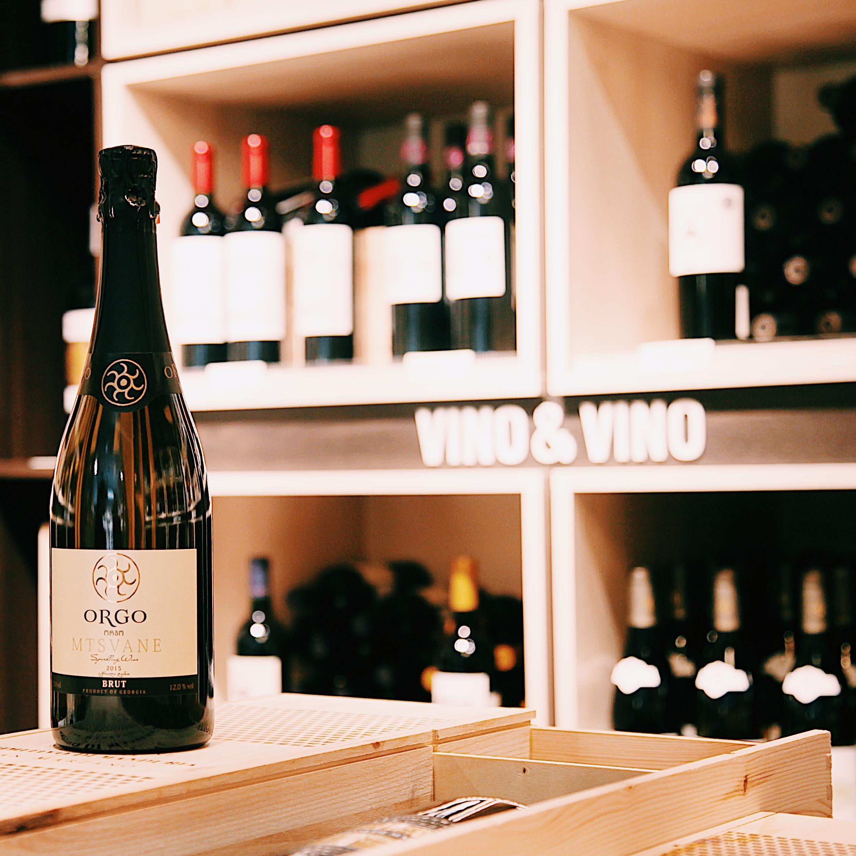 ორგო – ცქრიალა ღვინო