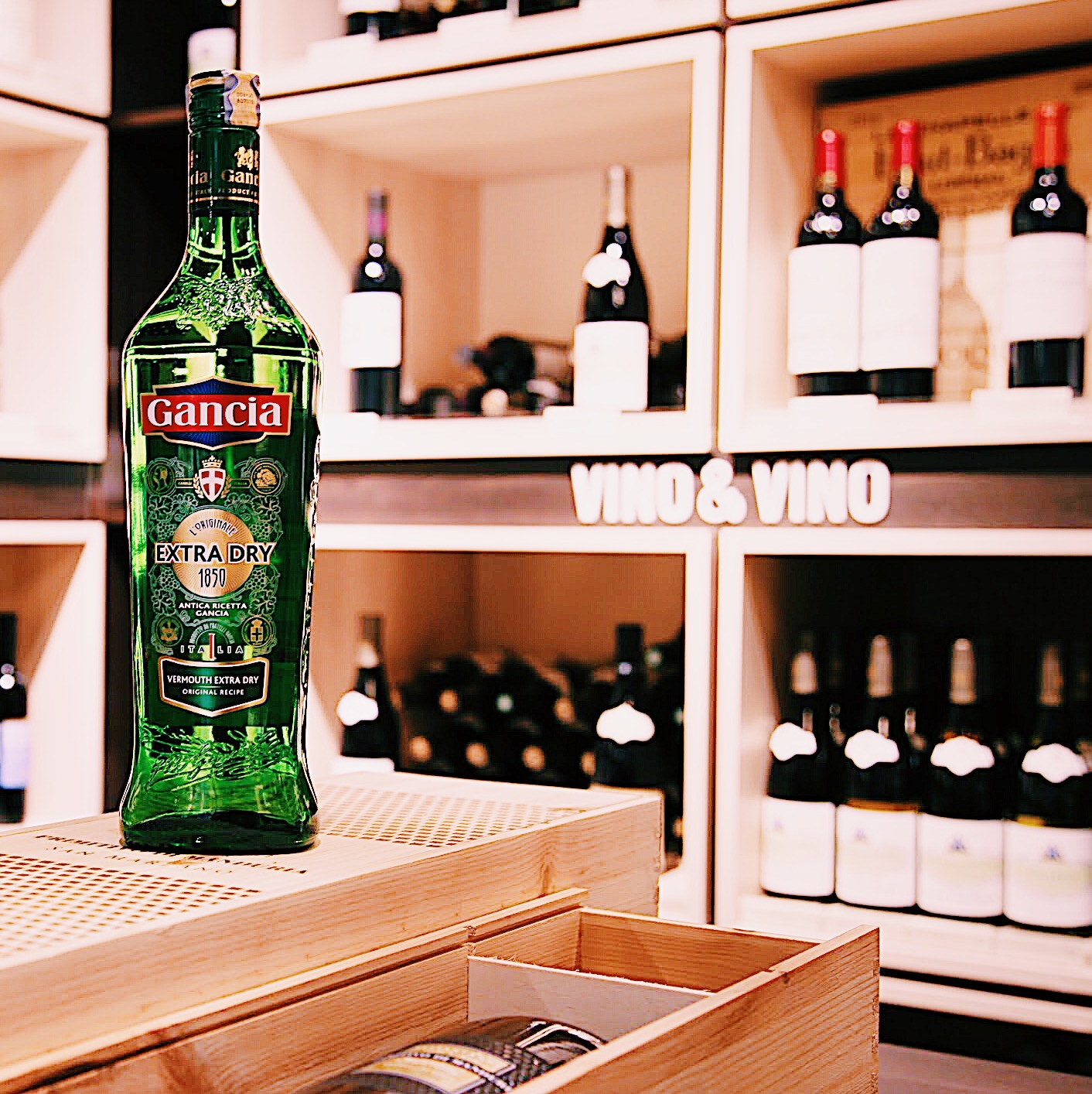 Gancia Vermouth Extra Dry