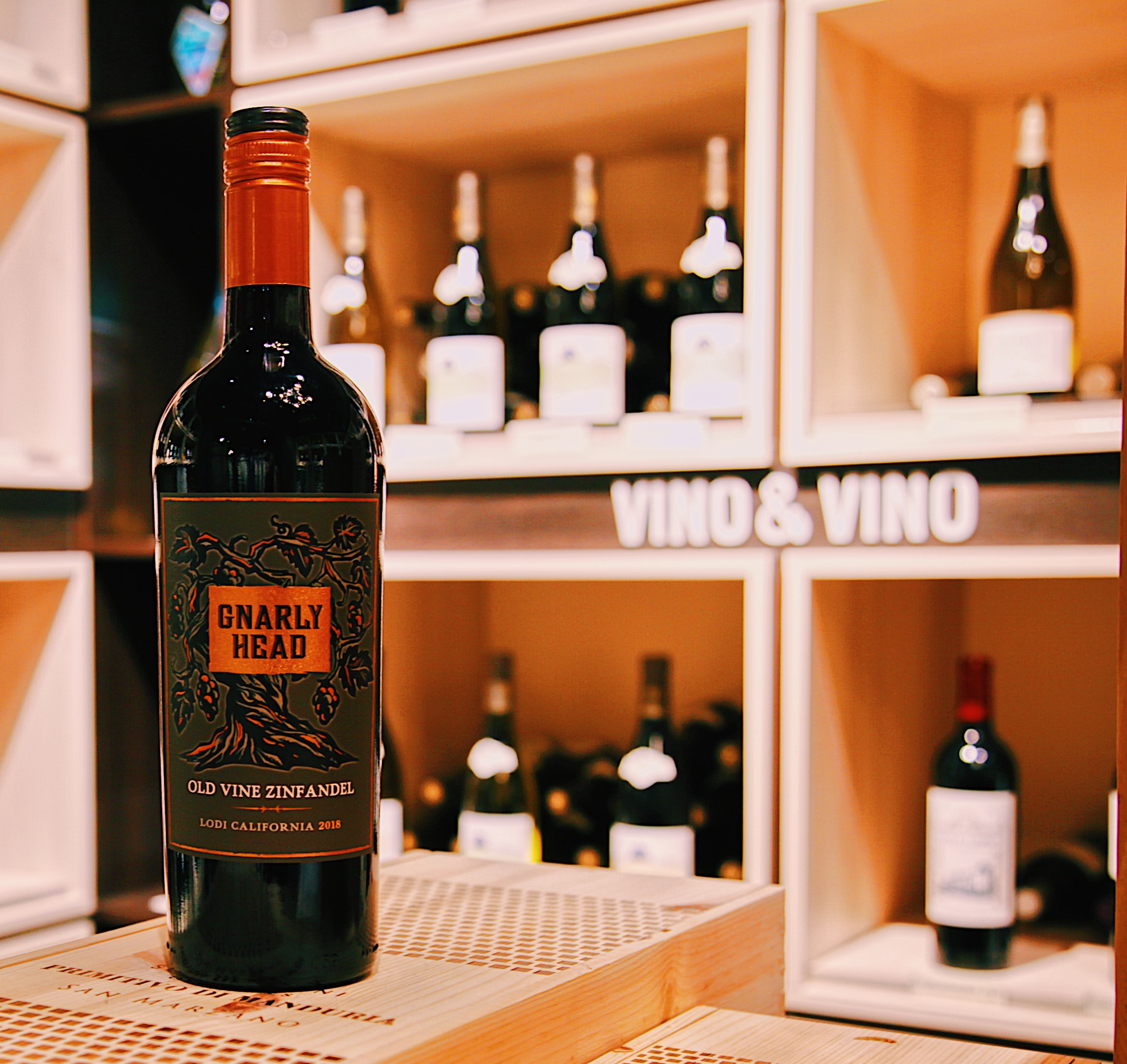 Gnarly Head – Old Zinfandel
