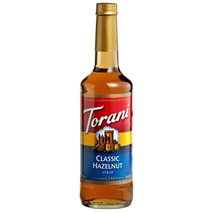 TORANI - CLASSIC HAZELNUT