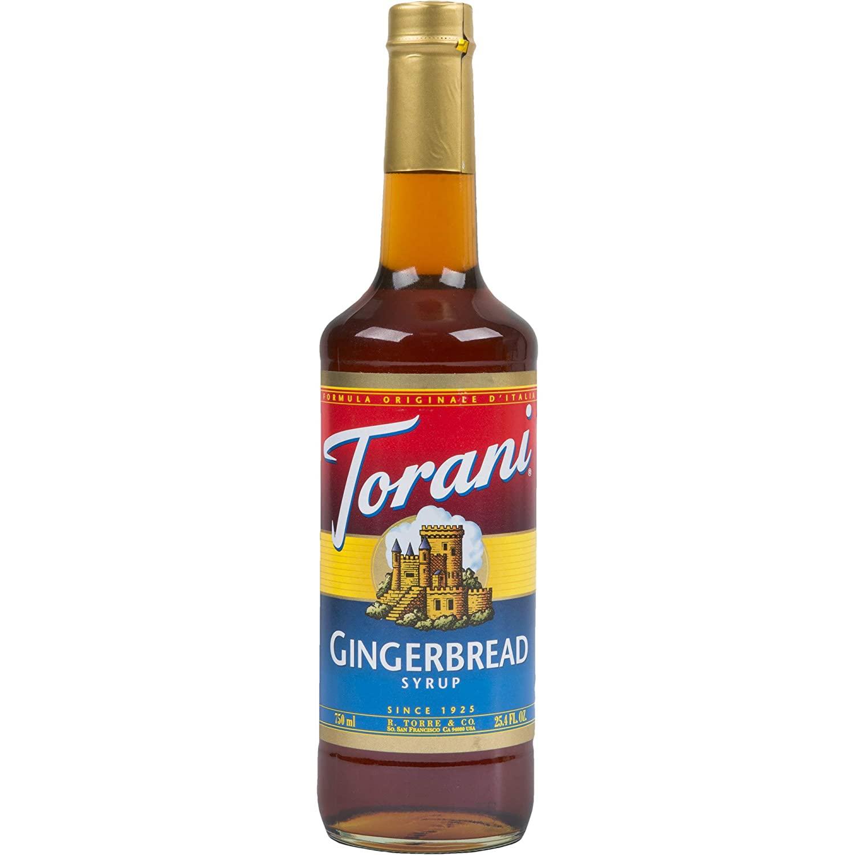 TORANI - GINGERBREAD