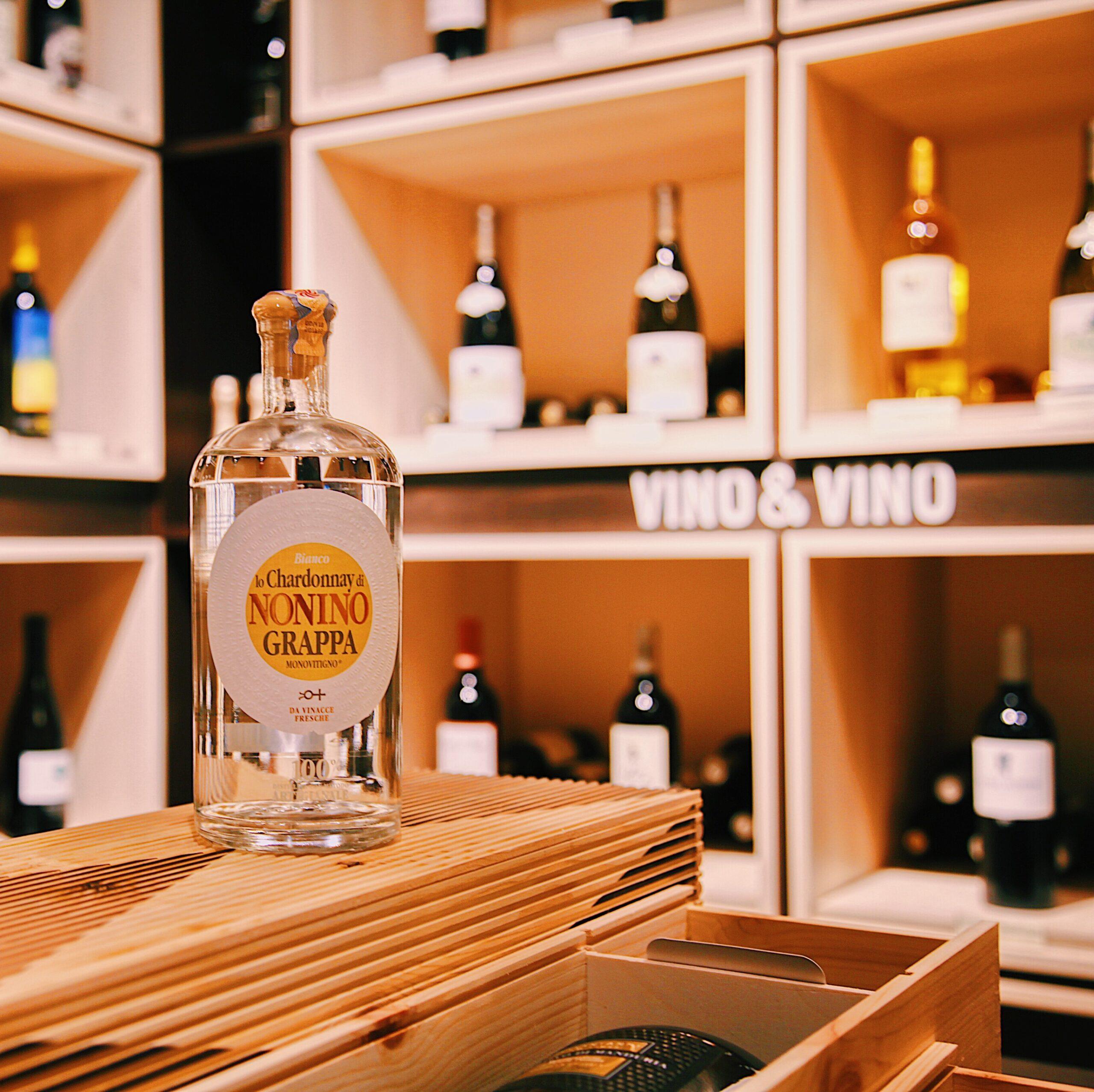 NONINO Grappa  – Chardonnay 41%