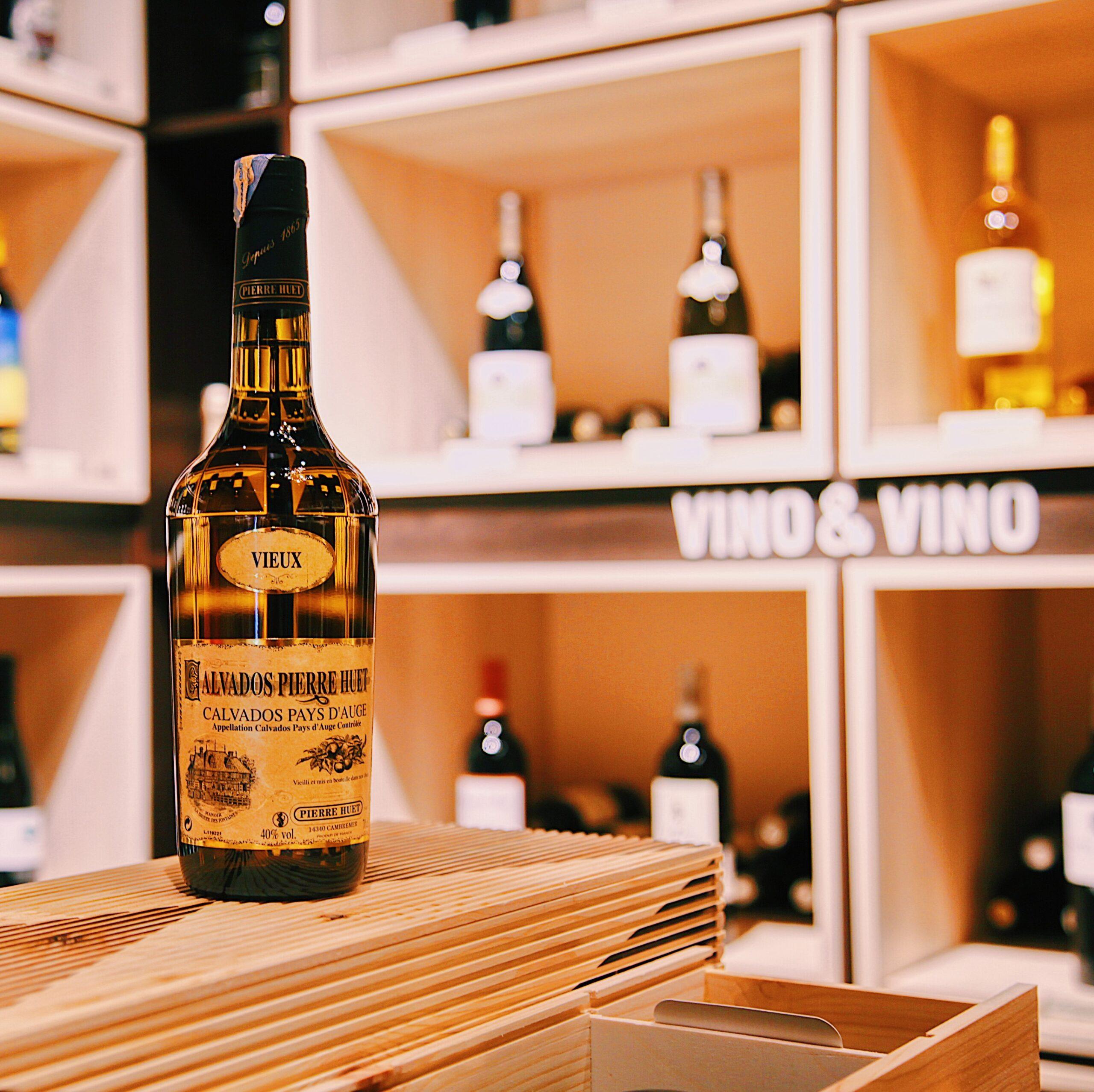 Calvados Vieux 0.700