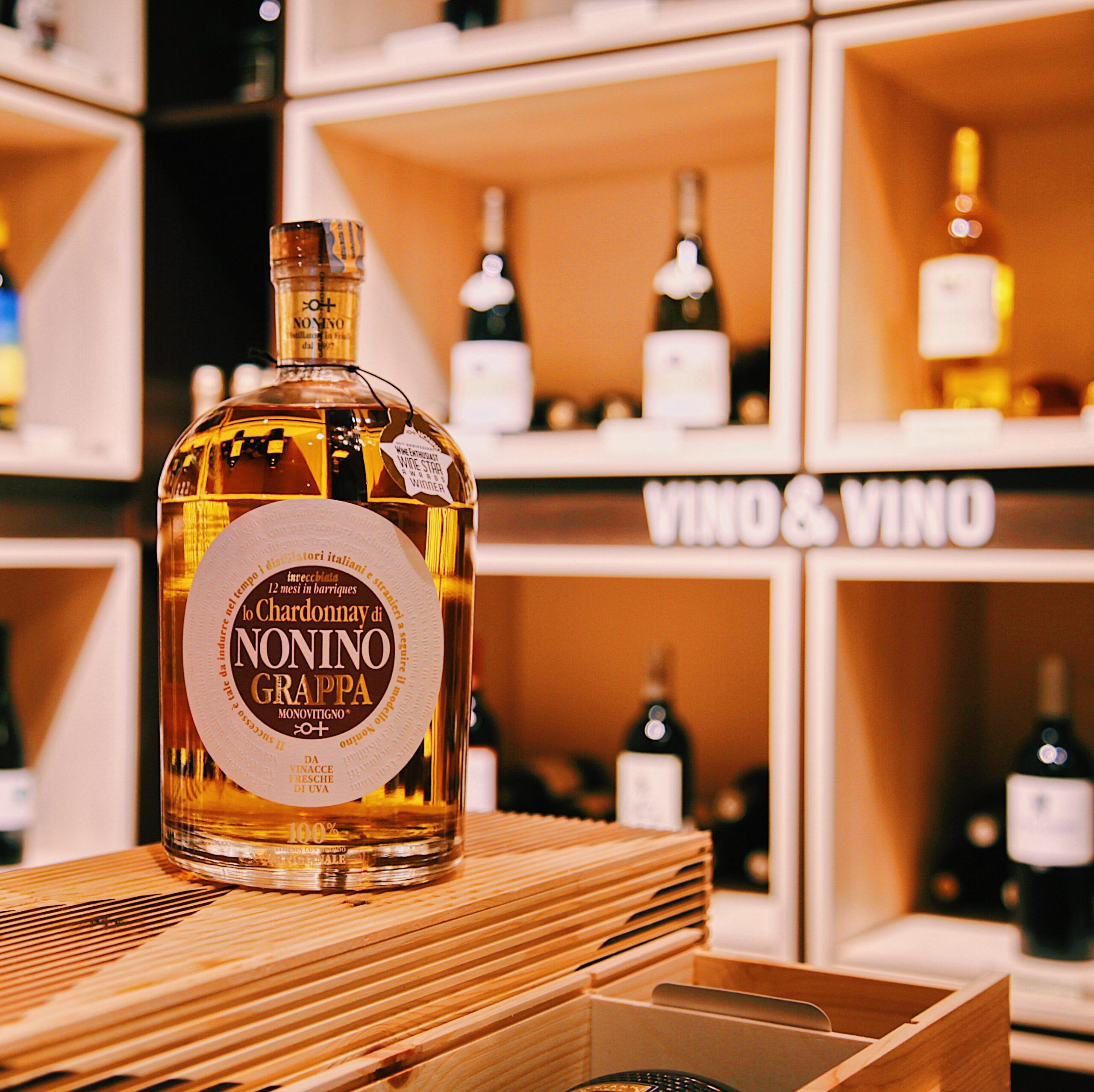 NONINO Grappa – Chardonnay 2L