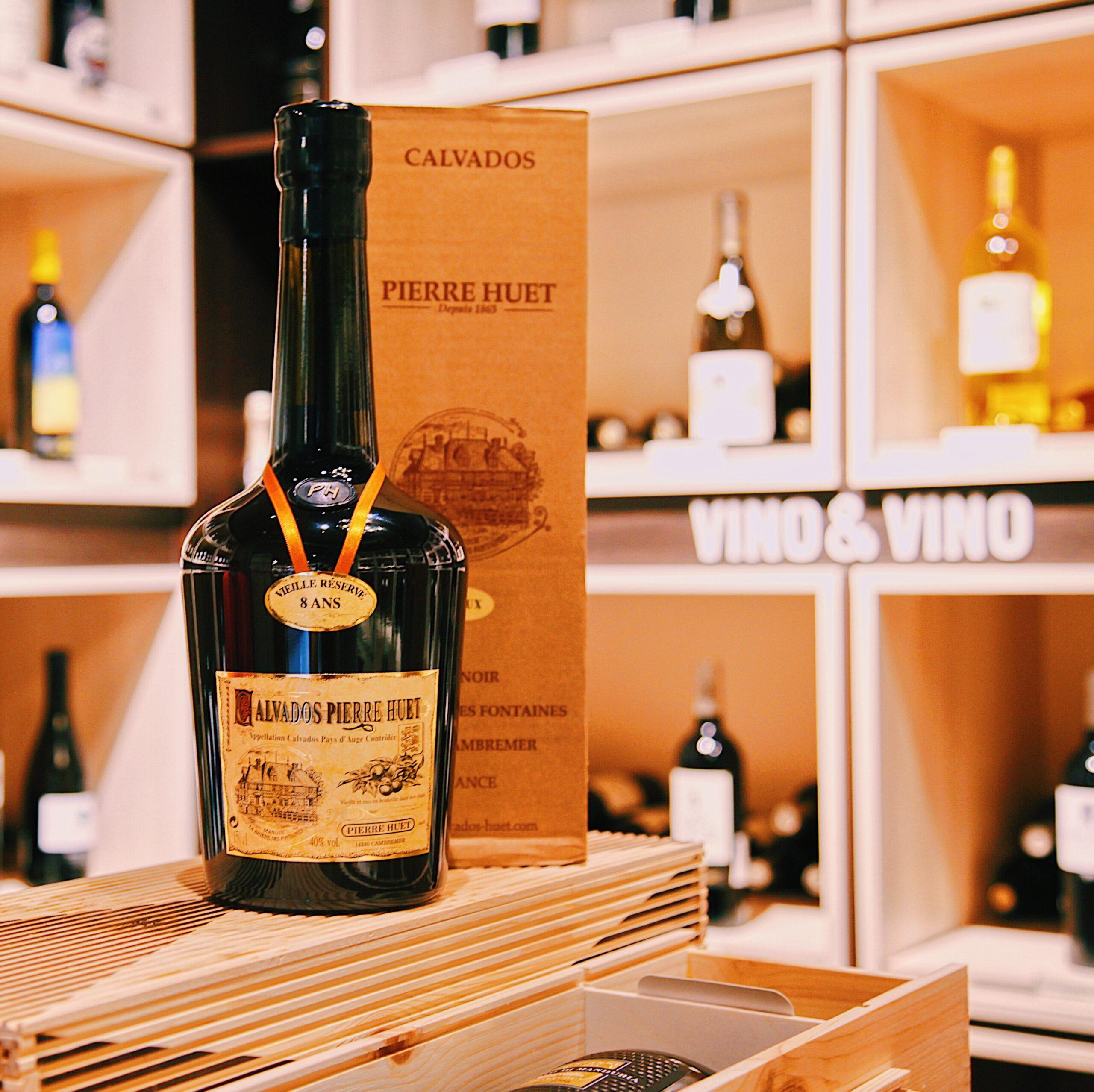 Calvados 8 Ans