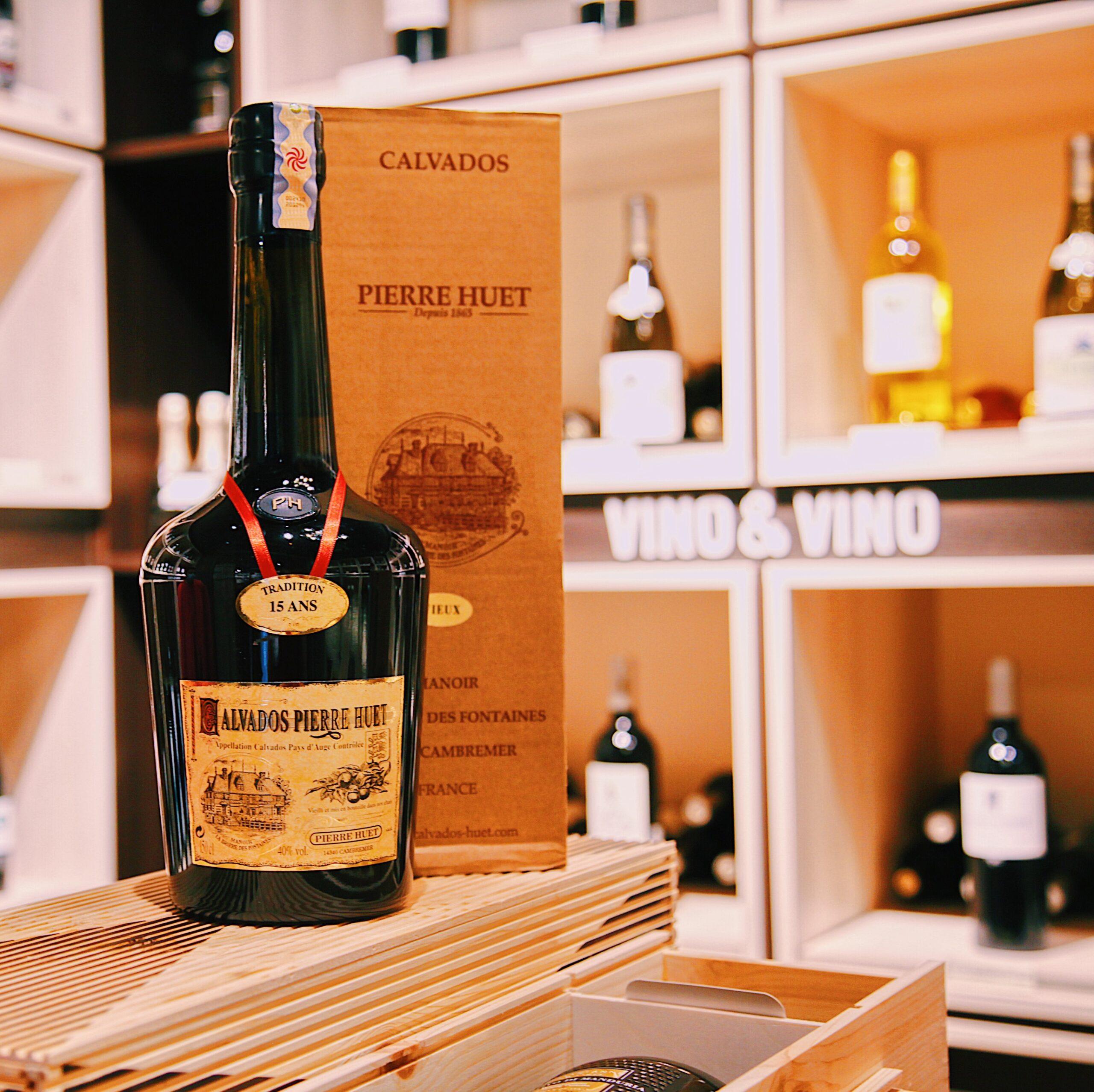 Calvados 15 Ans 1.500 L