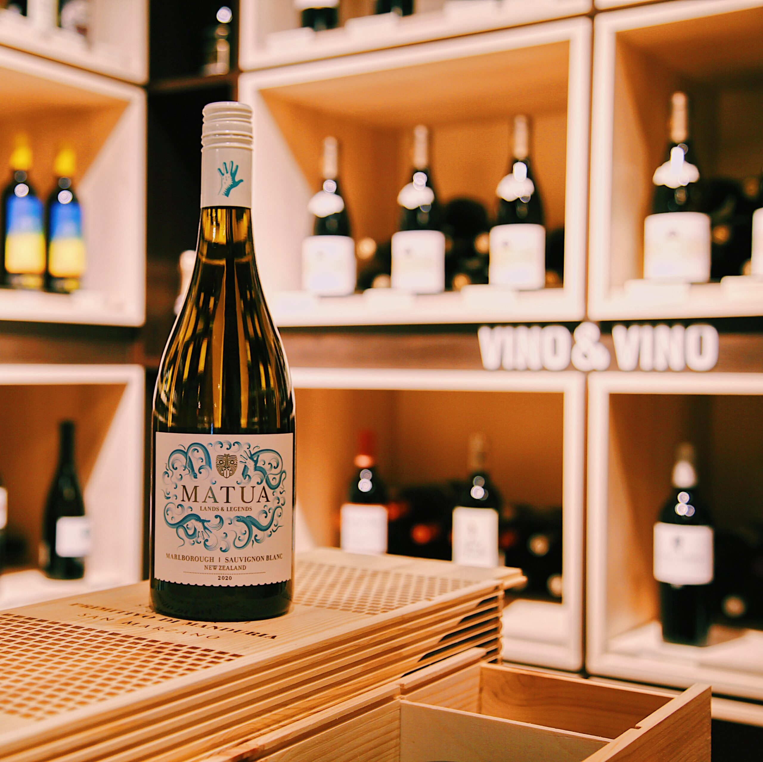 MATUA –  Lands & Legends Sauvignon Blanc